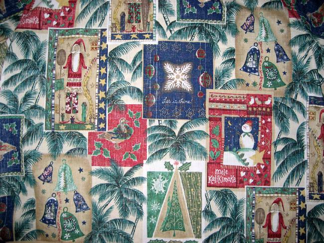 730aabe8 Reyn Spooner Hawaiian Christmas Shirt Patterns